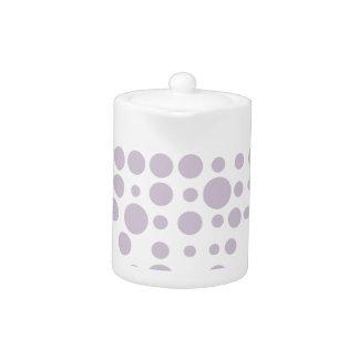 Hexahedrons Inside Idea Bulb Teapot