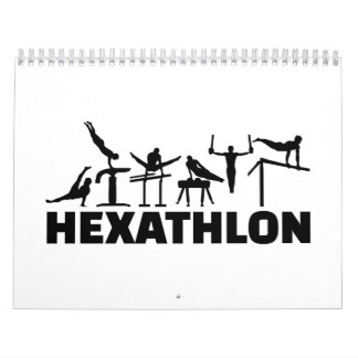 Hexathlon Calendar