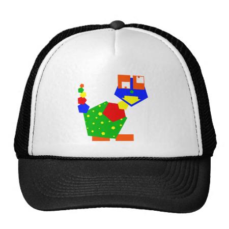 Hexie Monster Hats