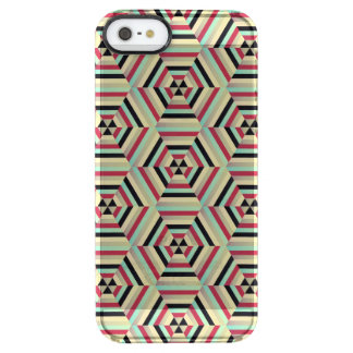 Hexy (Sand Navy) Uncommon Clearly™ Deflector iPhone 5 Case