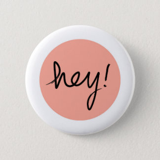 Hey! Abstract Modern Design Button