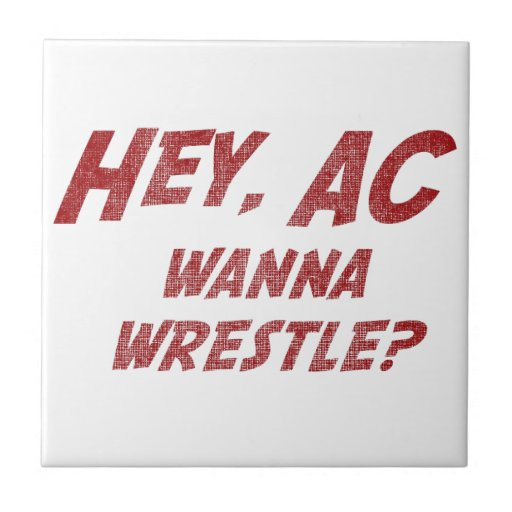Hey AC Want to Wrestle!? Tiles