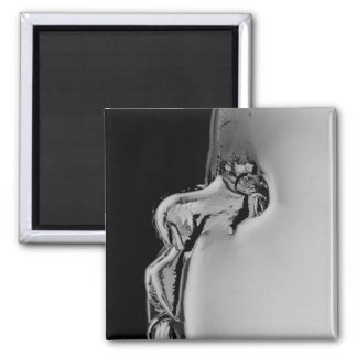 Hey, Baby Doll 2 Inch Square Magnet