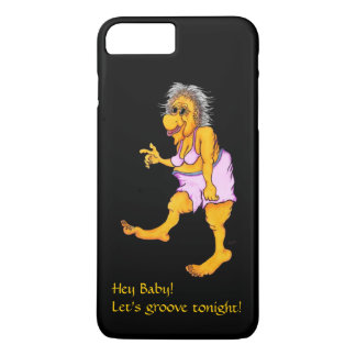 Hey baby! Let's groove tonight! iPhone 8 Plus/7 Plus Case