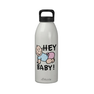 Hey Baby Reusable Water Bottles