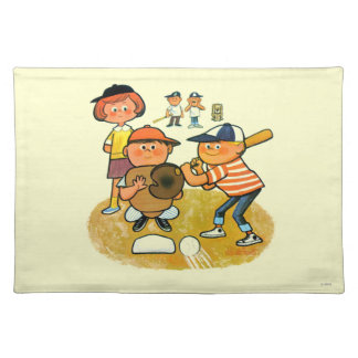 Hey Batter! Placemat
