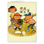 Hey Batter! Stationery Note Card
