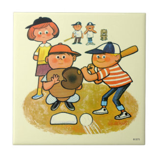 Hey Batter! Tile