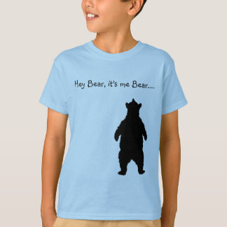 Hey Bear for Kids T-Shirt