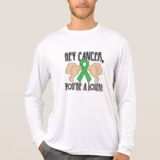 Hey Bile Duct Cancer Youre a Loser Tshirts