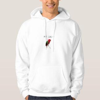 hey, boy~ hooded sweatshirt