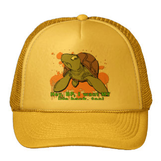 Hey BP I Want My Life Back Too Turtle Tshirt Trucker Hat