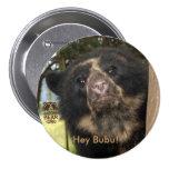 Hey Bubu! 3 Inch Round Button