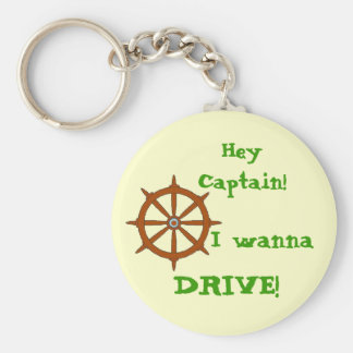 Hey Captain Keychain