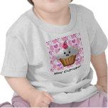 Hey Cupcake Cute Kawaii Baby Tees