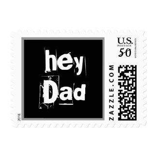 Hey Dad Postage