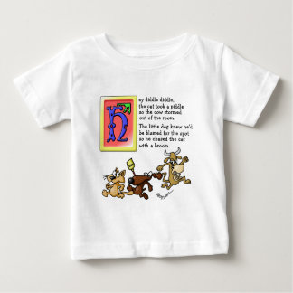 Hey Diddle Diddle Baby T-Shirt
