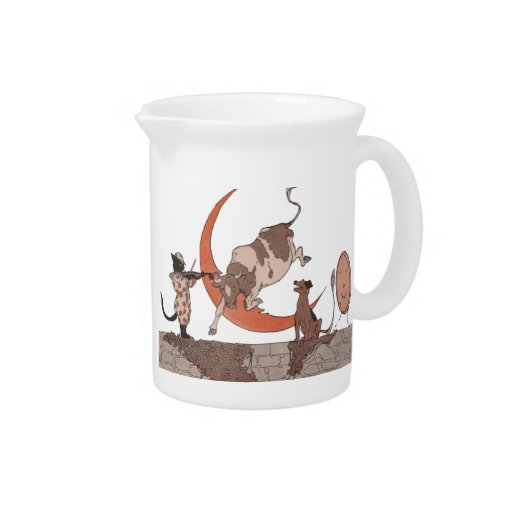 Hey Diddle Diddle! Drink Pitcher