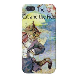 Hey diddle diddle iphone cover iPhone 5 cases
