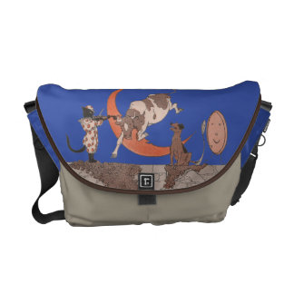 Hey Diddle Diddle! Messenger Bag