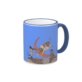 Hey Diddle Diddle Mugs
