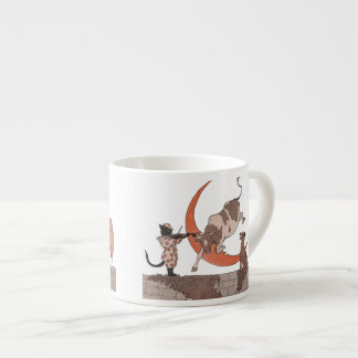 Hey Diddle Diddle! Espresso Mugs