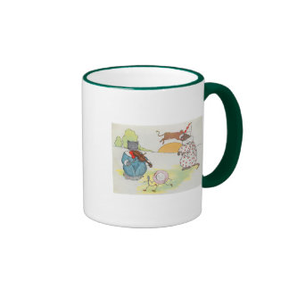 Hey, diddle, diddle!  The cat and the fiddle Mug