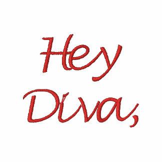 Hey Diva, Where's My Dude White