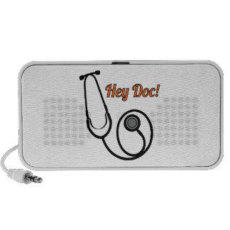 Hey Doc iPod Speakers
