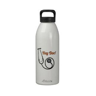 Hey Doc Water Bottle
