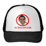 Hey, don't look at me: you voted for The One Trucker Hats