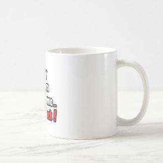 Hey Down Syndrome...You Suck! Classic White Coffee Mug