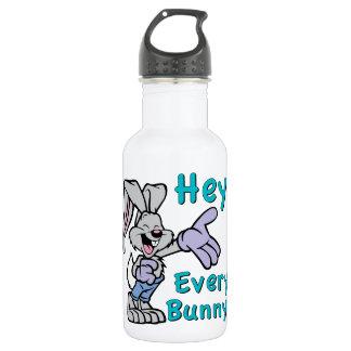 Hey Every Bunny 18oz Water Bottle