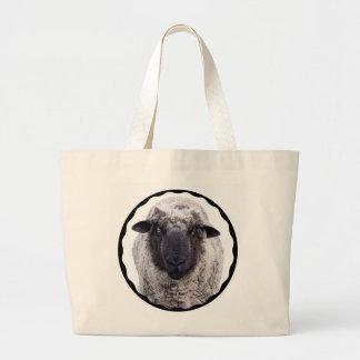 Hey Ewe Tote Bags
