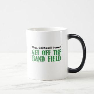 Hey, Football Team! Magic Mug