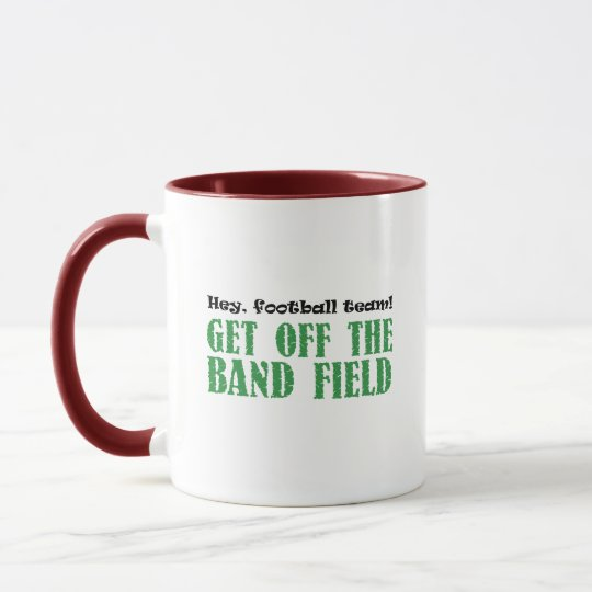 Hey, Football Team! Mug