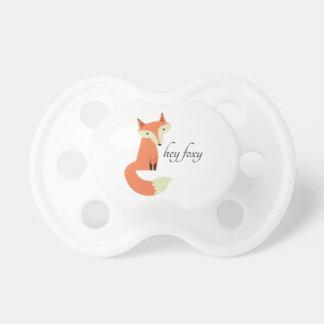 Hey Foxy BooginHead Pacifier
