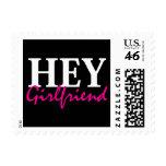 Hey Girlfriend Stamps