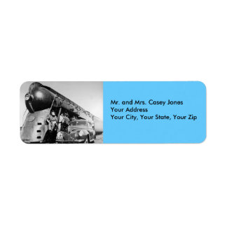 Hey Good Lookin' - Vintage Return Address Labels