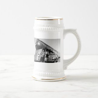 Hey Good Lookin' Vintage New York Central Railroad Mug