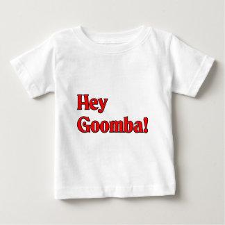 Hey Goomba! Baby T-Shirt