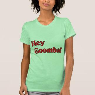 Hey Goomba! T-shirts