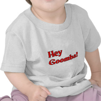 Hey Goomba! Tshirts