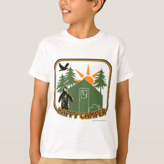 Hey Happy Camper T-Shirt