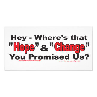 Hey---Hope-and-Change Photo Card Template