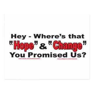 Hey---Hope-and-Change Postcard