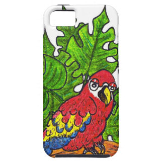 Hey I'm a Parrot !! iPhone SE/5/5s Case