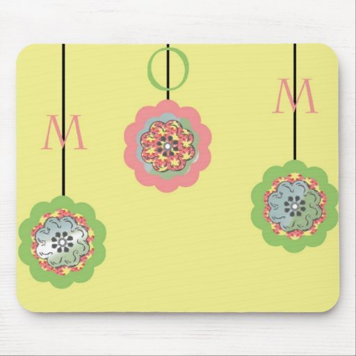 Hey, It's Mom's Day Mouse Mat