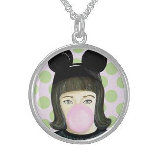Hey Mickey! Necklace