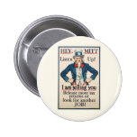 Hey Mitt! Uncle Sam wants you... Buttons